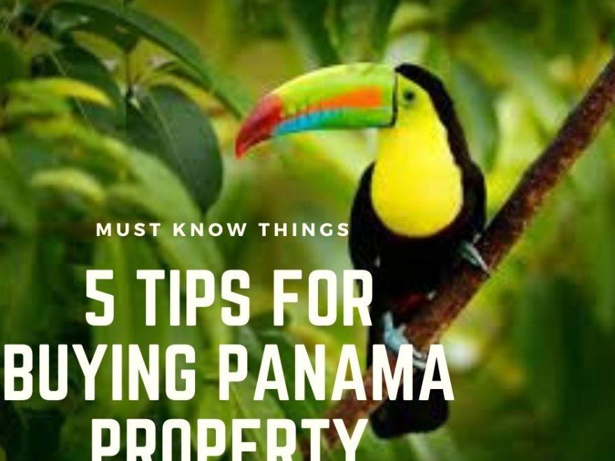 buying panama property